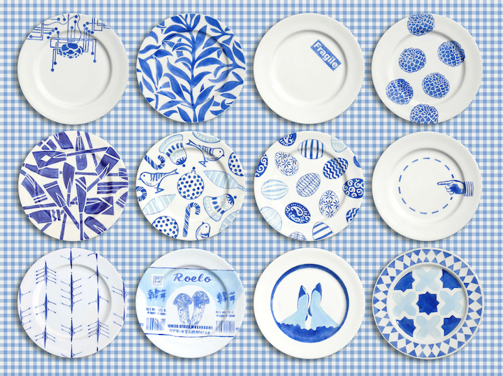 all plates