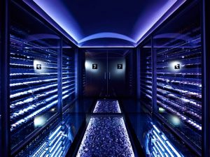The Vineyard Hotel Newbury Berkshire Wine Vault