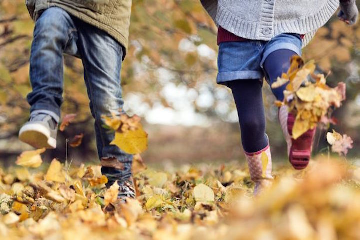 children-playing-in-autumn-leaves