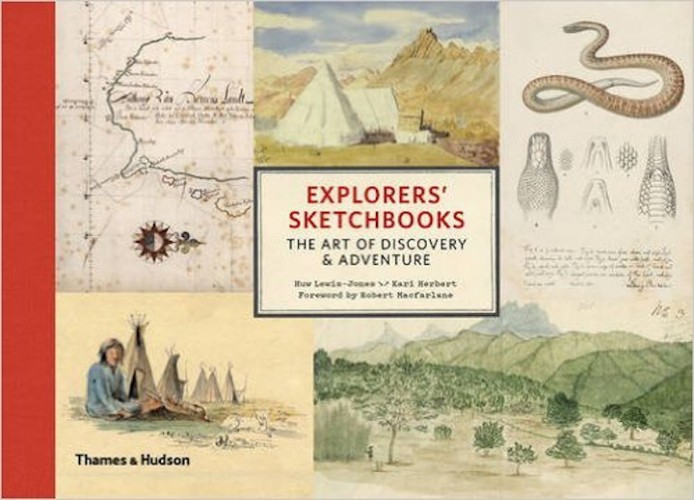 explorers-sketchbooks