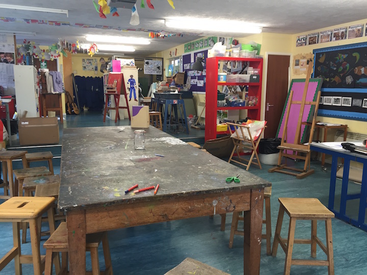 sunningdale-school-art-room