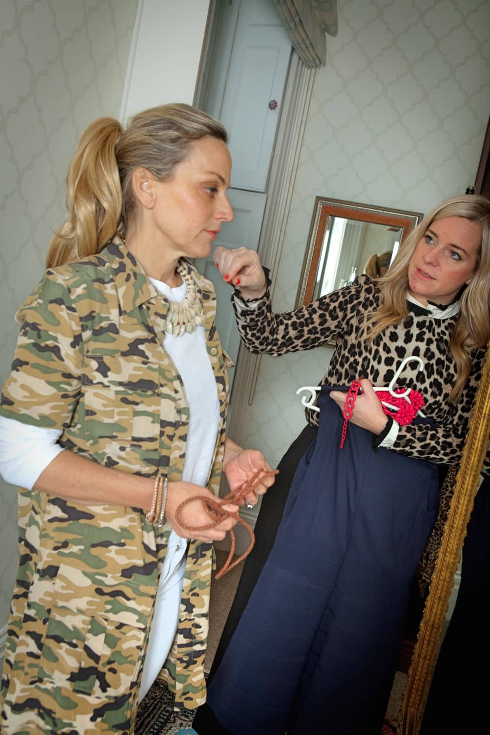 Claire McNestry Styling wardrobe edit, personal styling and colour and shape consultation