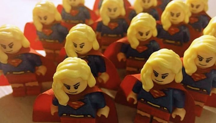 Superwoman mini figure army – Tinkers Gifts Berkshire