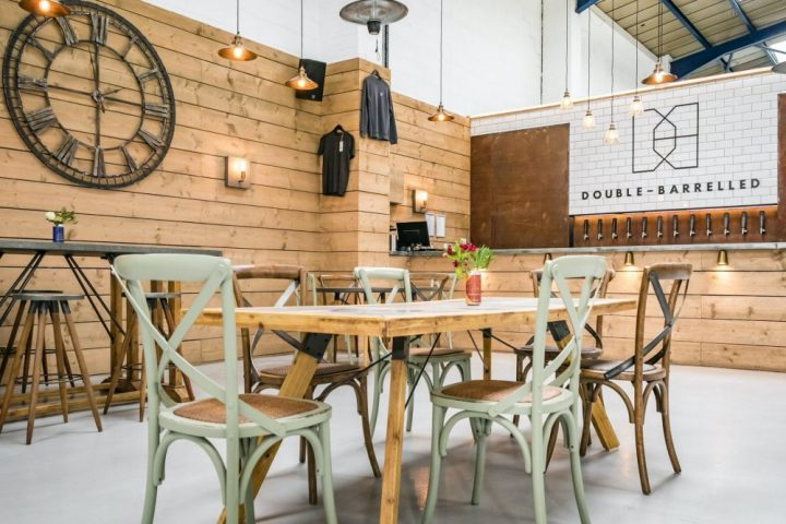 Double Barrelled Taproom
