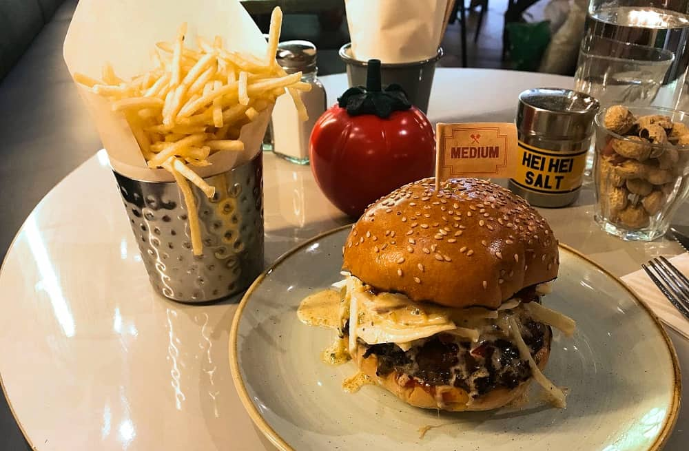 Gourmet Burger Kitchen Bracknell Reviewed By Muddy Stilettos
