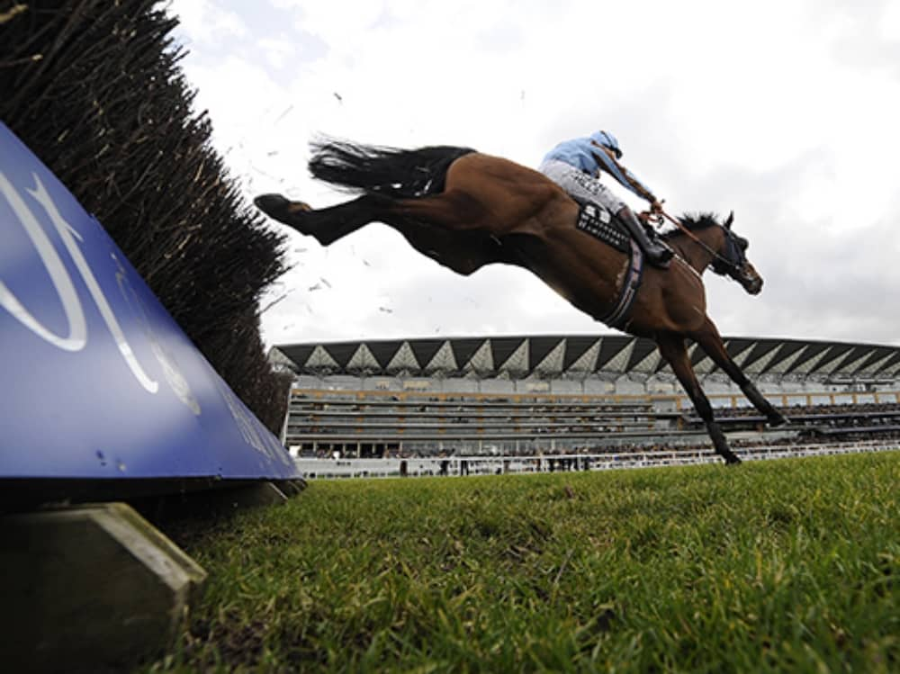 Ascot jumps season with the first raceday of 2018 – Clarence House Chase