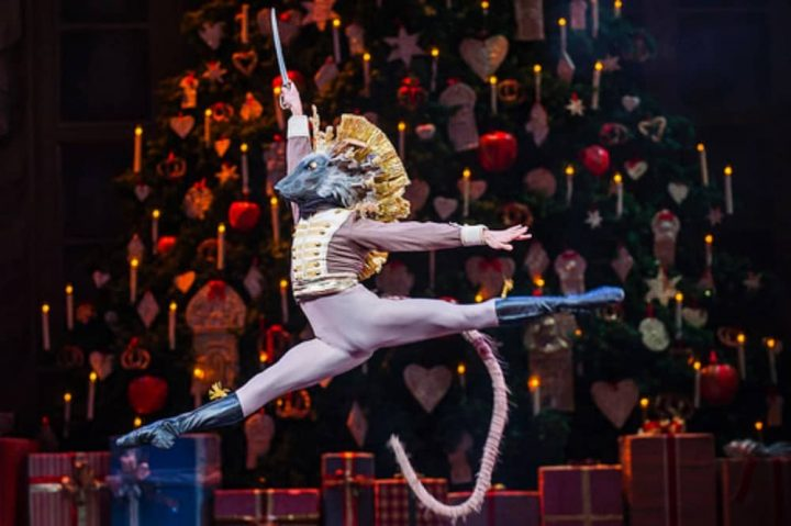 The Nutcracker Mouse King performed by the Royal Ballet