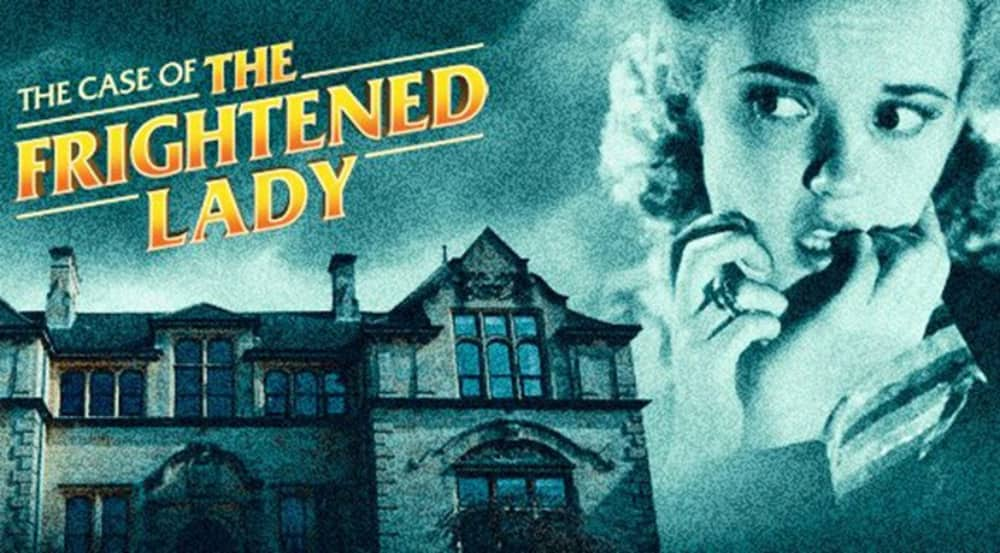 Rula Lenska stars in The Case of The Frightened Lady a story written by Edgar Wallace and performed at the Theatre Royal Windsor