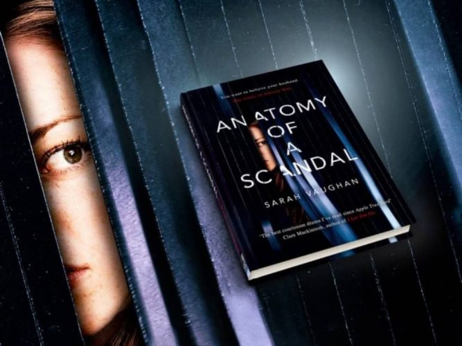 Anatomy Of A Scandal book by Sarah Vaughn