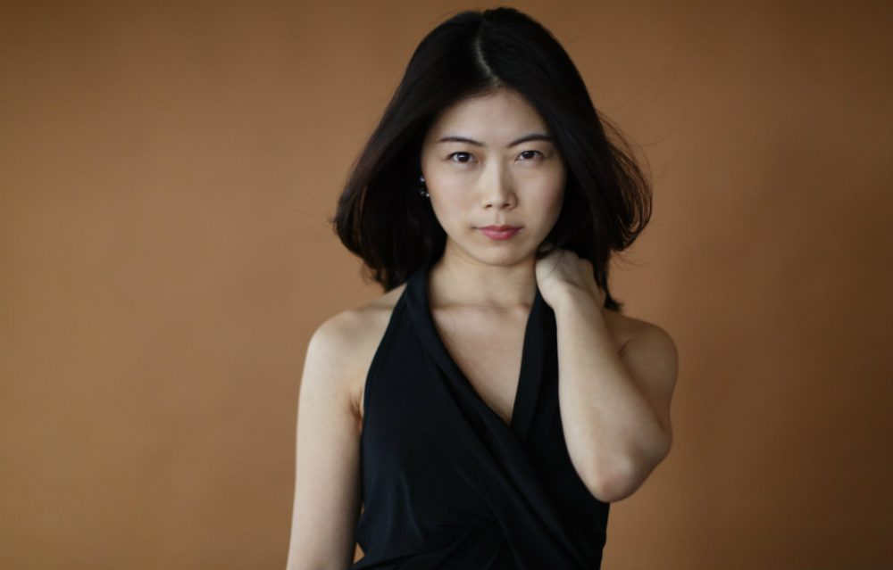 Internationally acclaimed classical pianist Hyejin Kim from South Korea