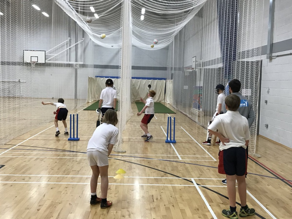 Eagle House School Crowthorne Berkshire Sport Hall Cricket Nets