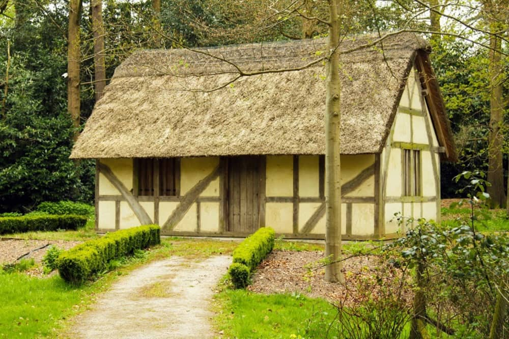 Eagle House School Crowthroen Berkshire Tudor House