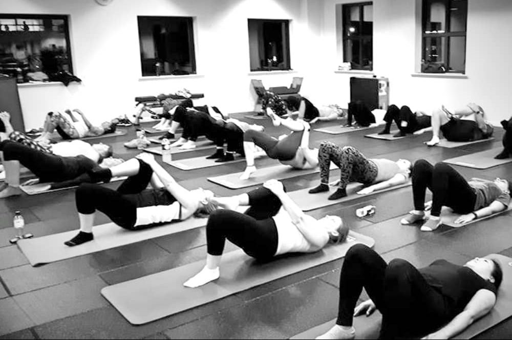 Willing Spirit Exercise Jo Asplin Bracknell Berkshire Fitness classes pilates