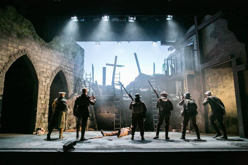 Birdsong theatre show first world war battle of the somme