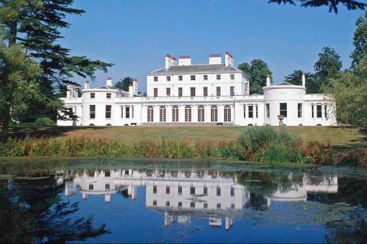 Frogmore House Royal Collection Trust © Her Majesty Queen Elizabeth II 2018, photographer Philip Craven_Fotor