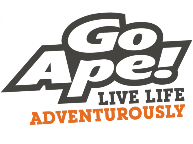 Go Ape High rope and forest segway adventures logo