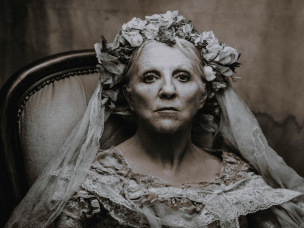 Nichola McAuliffe as Miss Havisham Great Expectations Theatre Royal Windor