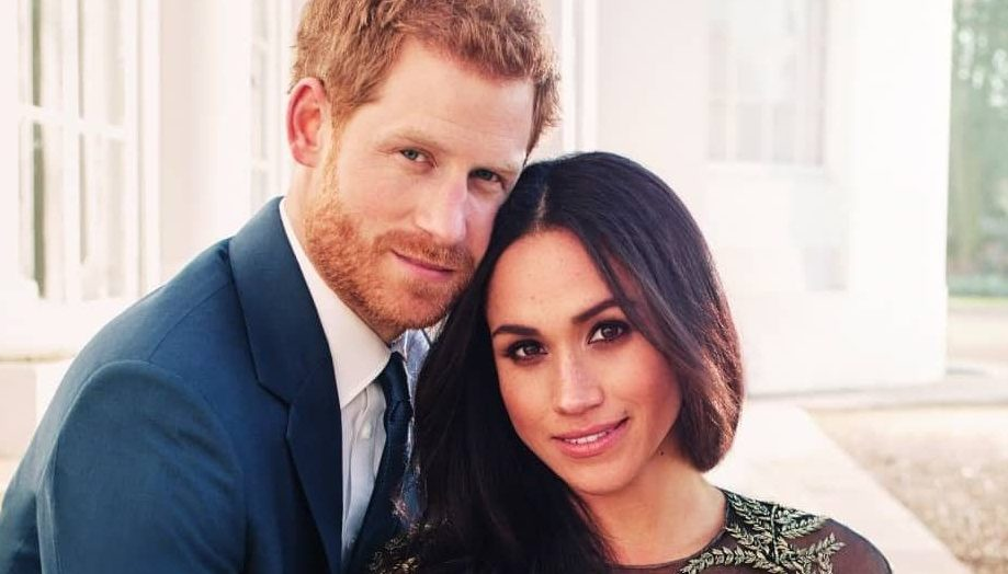 Prince Harry and Meghan Markel official engagement photos Frogmore House Windsor Berkshire