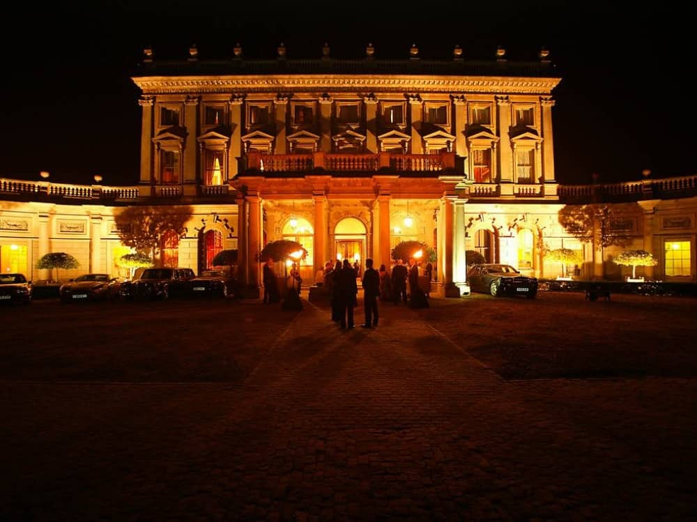 Royal Opera House young stars perform at Cliveden House Hotel Taplow Berkshire