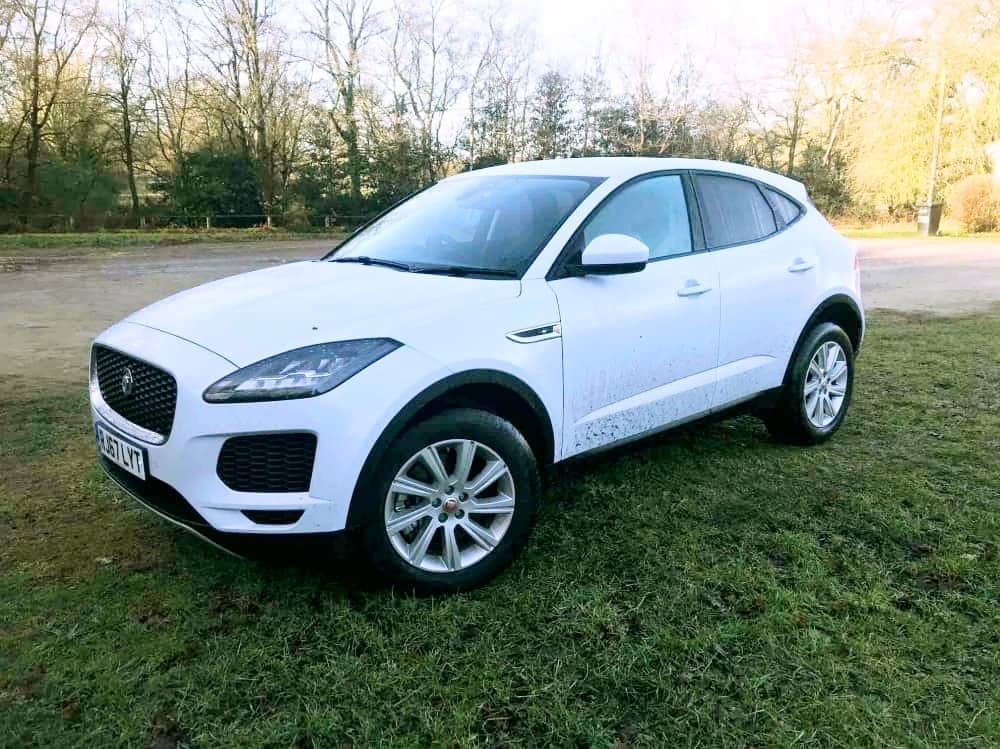 Jaguar E Pace S Marshall Jaguar Newbury Muddy Stilettos Review