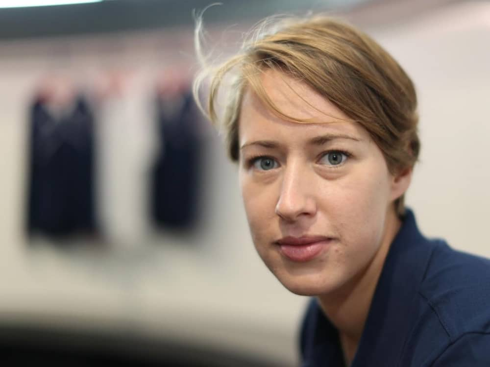 Lizzy Yarnold OBE Team GB double Olympic gold medallist in skeleton