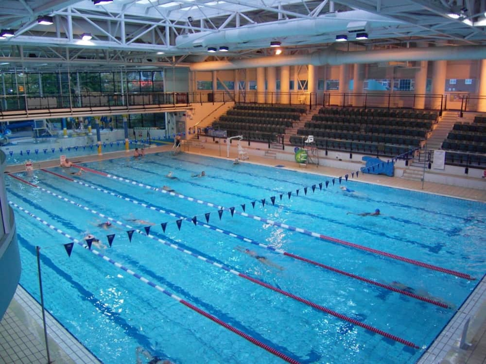Magnet Leisure Centre Maidenhead Berkshire Swimming Pool Highfield prep school swimming lessons