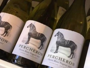 GrapeSmith wine shop Hungerford Berkshire Percheron white wine affordable quaff selection £7