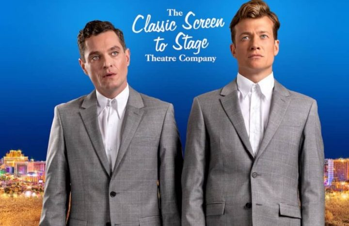 Rain Man theatre Mathew Horne and Ed Speleers Windsor Theatre Royal