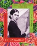 coffee table book Frida Khalo black and white image floral frame