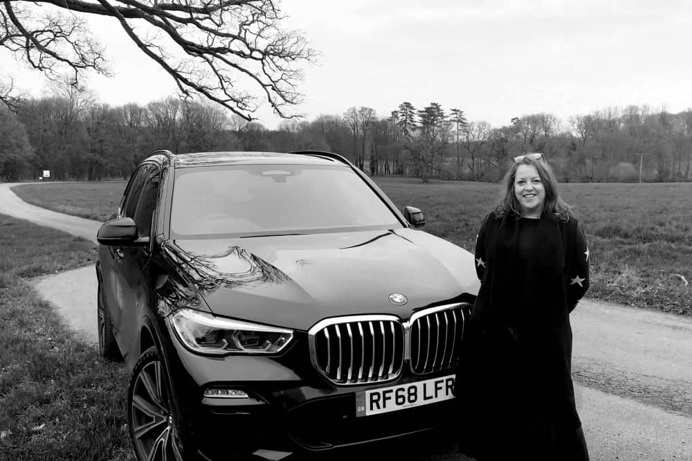 Muddy editor Rachel Jane reviw 2019 BMW X5