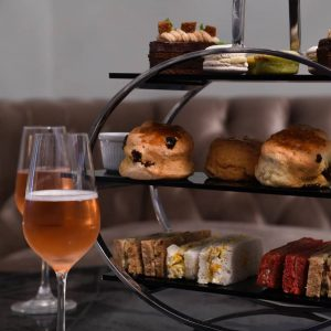 Warbrook House Hotel and Spanear Reading Afternoon tea and champagne