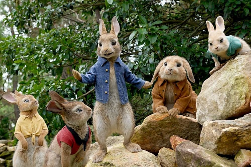 Peter Rabbit The Movie