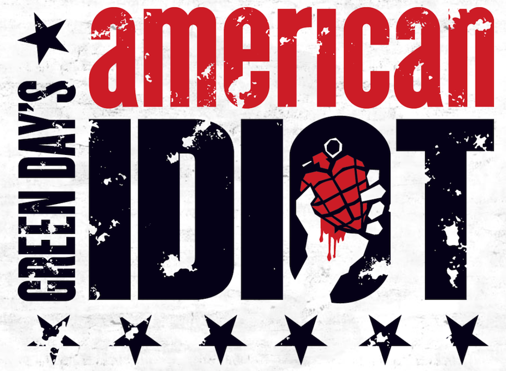 american idiot musical theatre Reading Hexagon