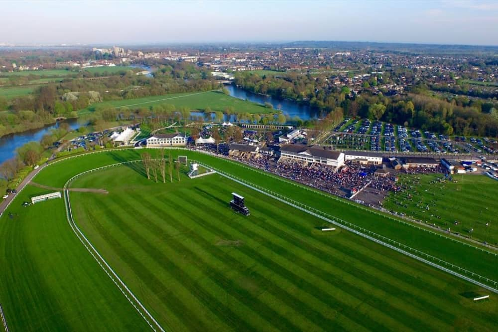 Windsor Racecourse Berkshire