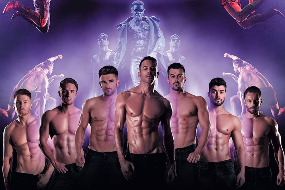 dreamboys dance cast 2019