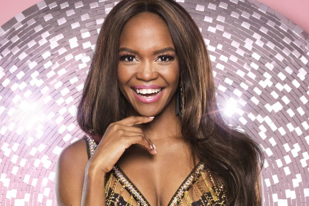 Strictly Oti Mabuse choreographs Kiss Me Kate at The Watermill Theatre Newbury