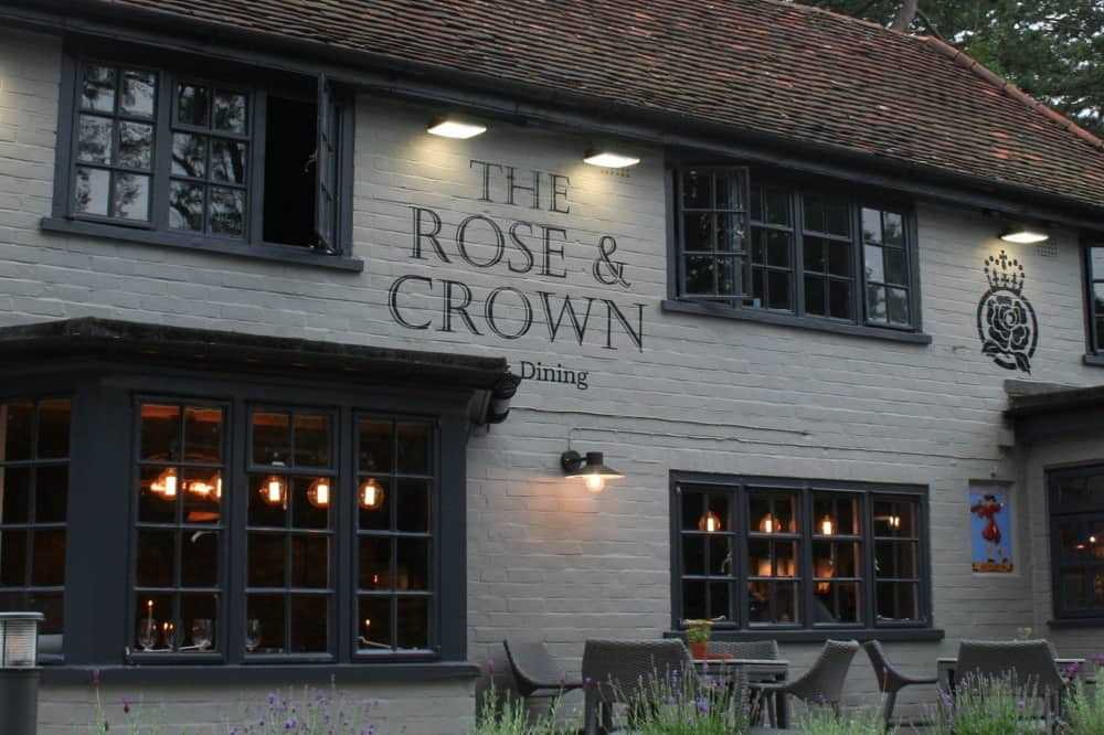 Rose and Crown Winkfield