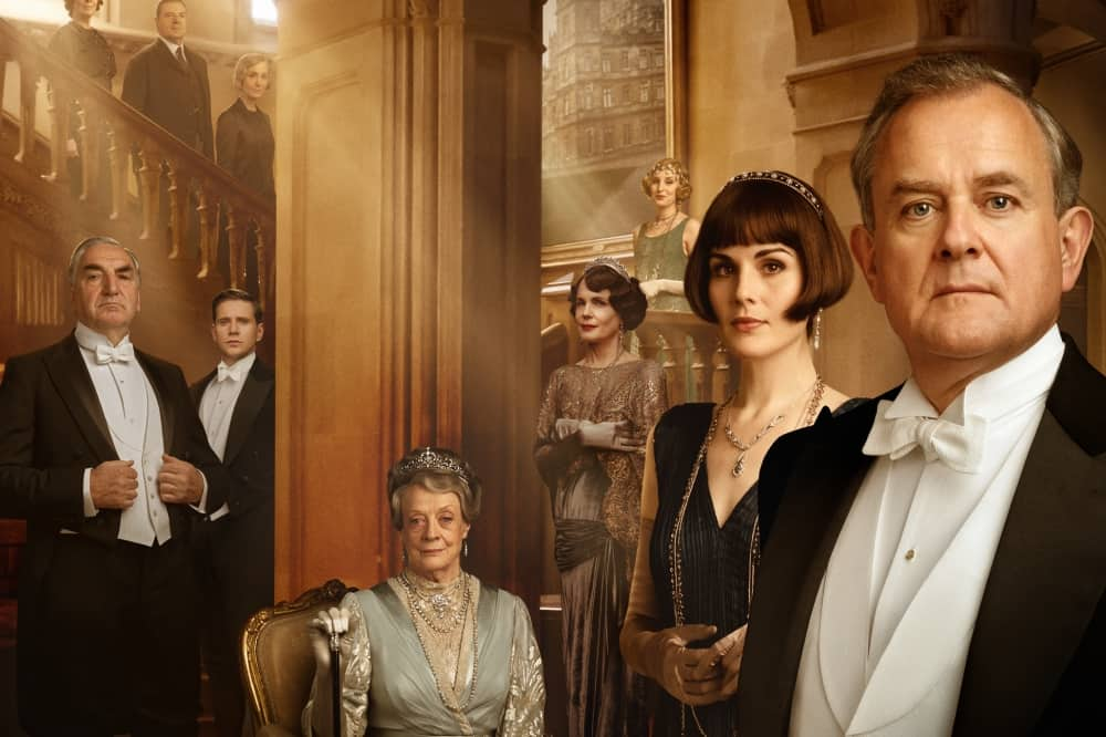 Downton Abbey The Movie in cinemas Sept 13