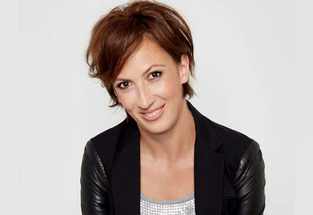 Comedian miranda-hart-at-cliveden Afternoon tea berkshire