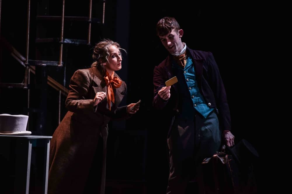 Great Expectations stage production south hill park bracknell Pip and Wemmick – review
