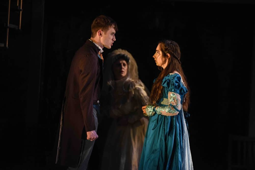 Great Expectations stage production south hill park bracknell Miss Havisham pip estella – review
