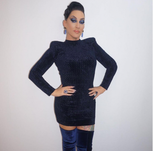 Ru Paul's DRag Race and Strictly star Michelle Visage