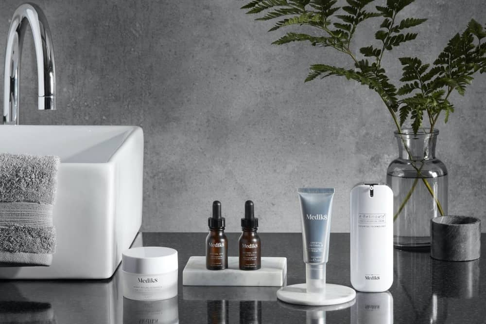 Medik8 cosmoceutical products