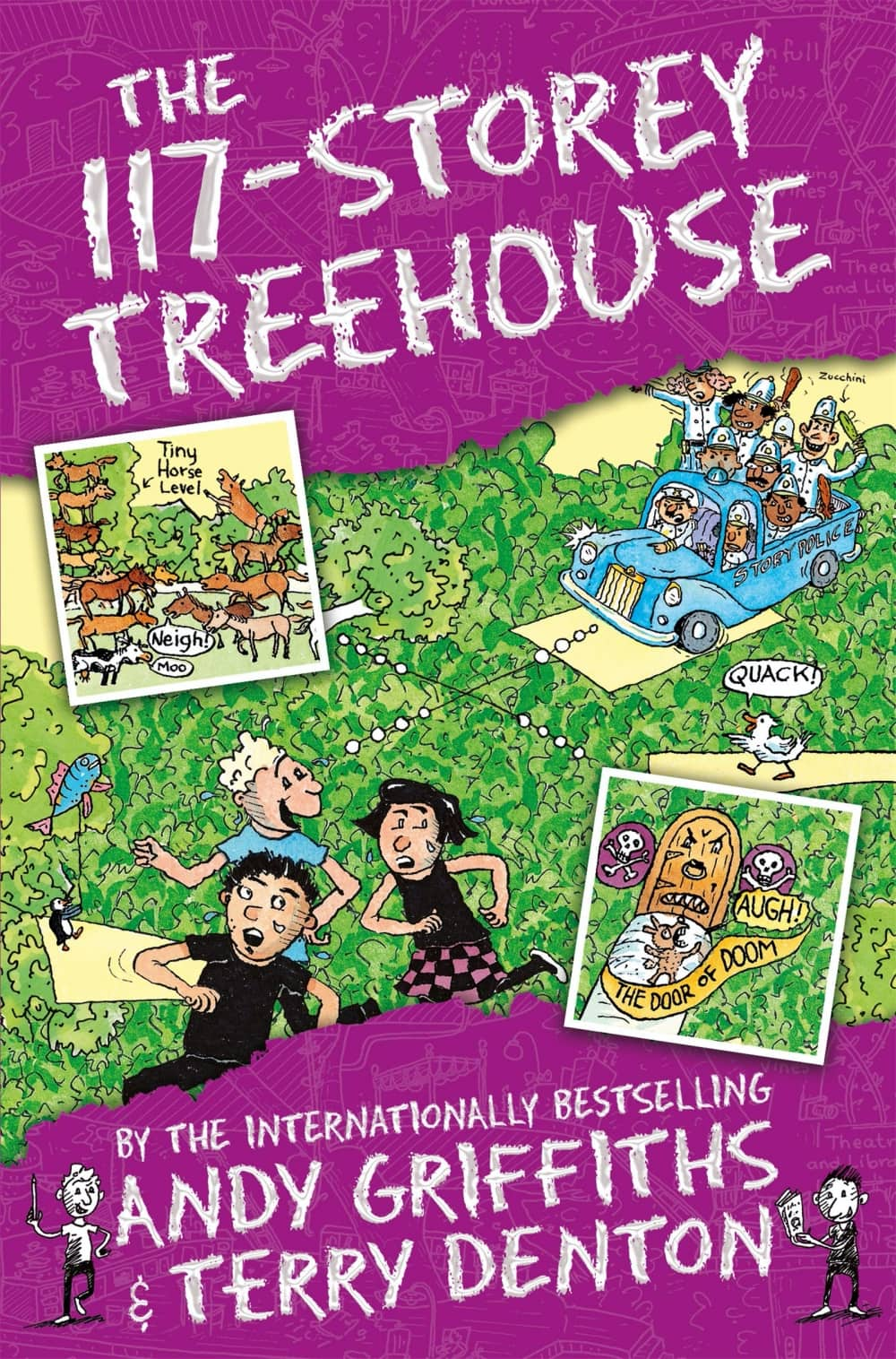 The 117 Storey Treehouse
