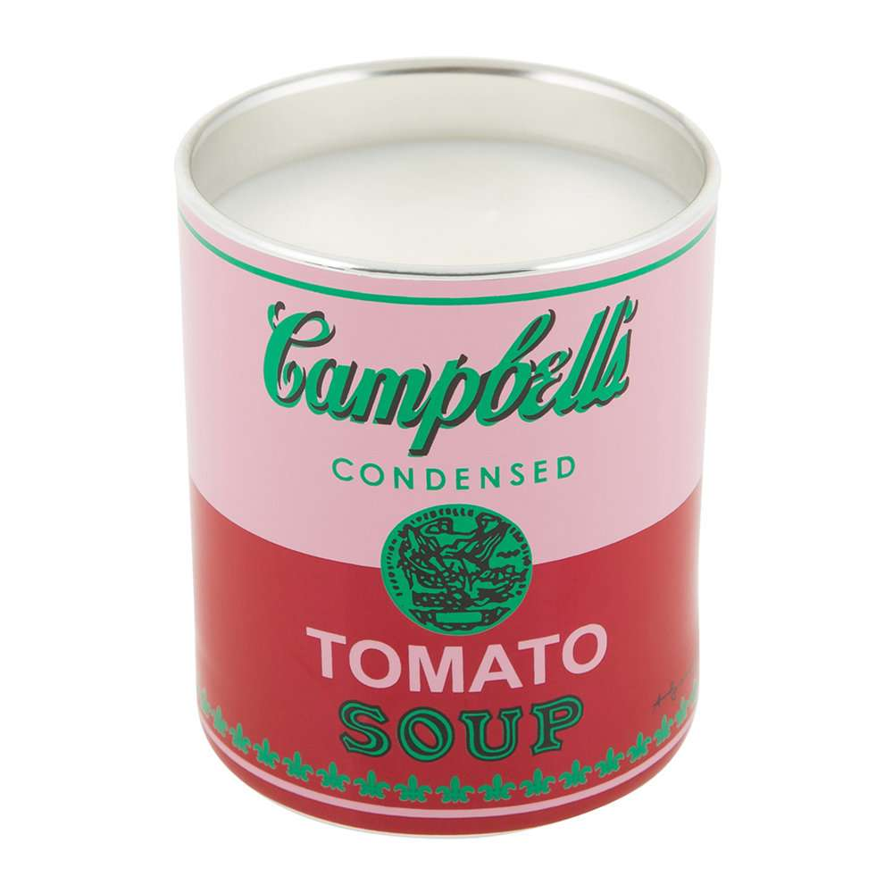 Andy Warhol scented candle