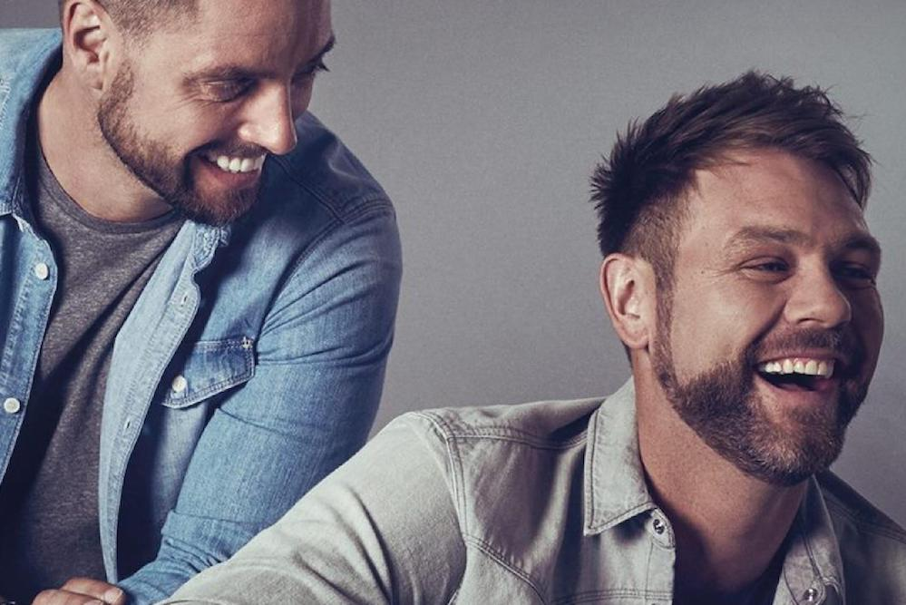 Boyzlife – featuring WestLife's Brian McFadden and Boyzone's Keith Duffy