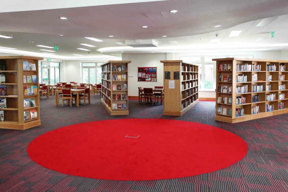 St Georges Ascot Library
