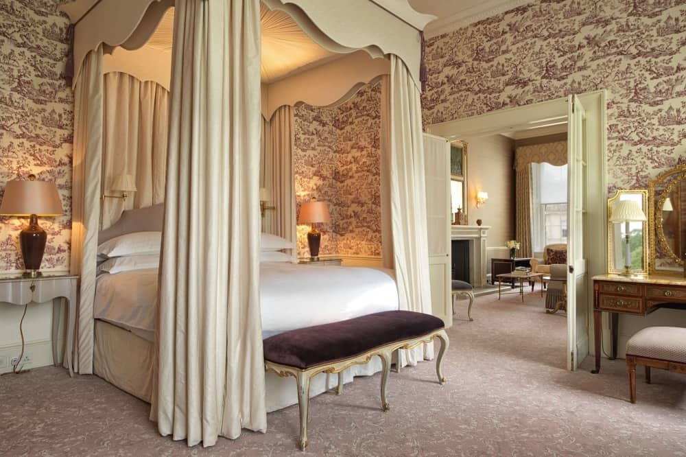 cliveden House Rooms-Shrewsbury
