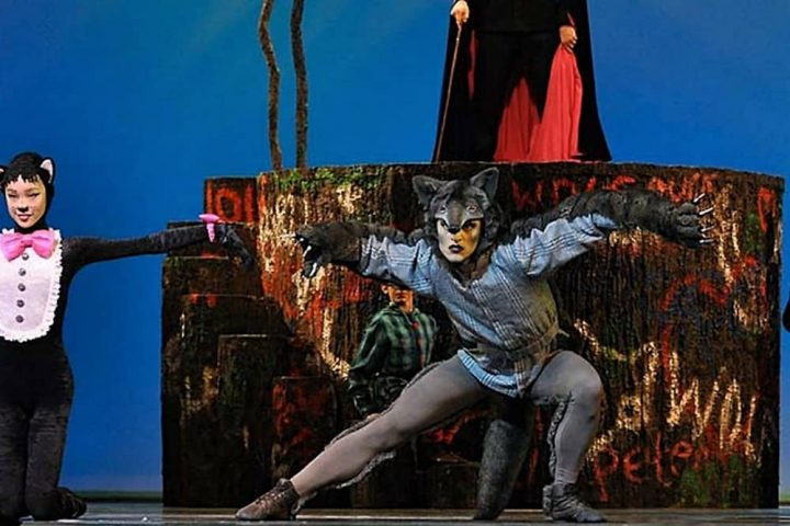 Peter and the Wolf Royal Ballet 2010