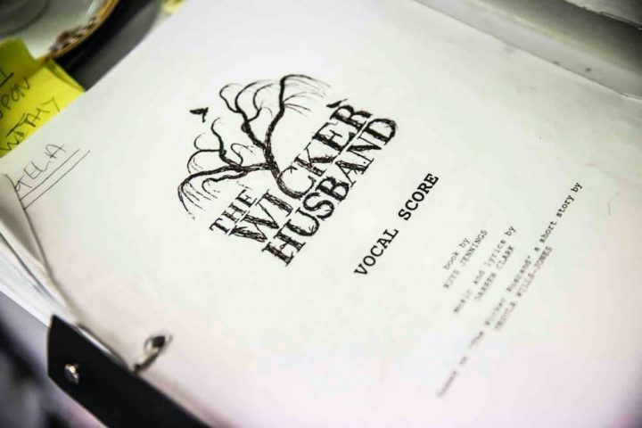 The Wicker Husband script